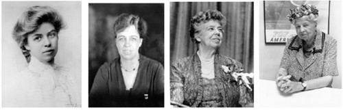 Teaching Eleanor Roosevelt - Biography