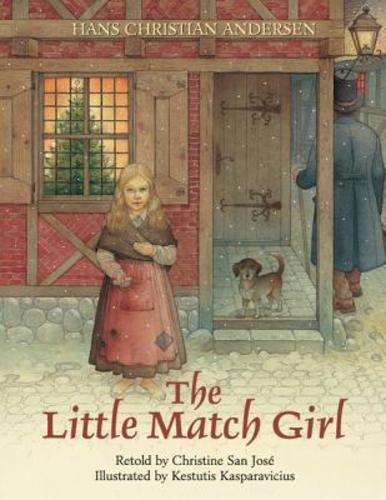 Teaching The Little Match Girl