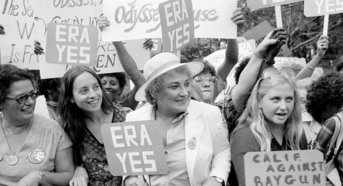 Teaching The Equal Rights Amendment