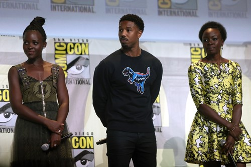 Teaching Editorial: Don't dismiss 'Black Panther' as just another superhero movie