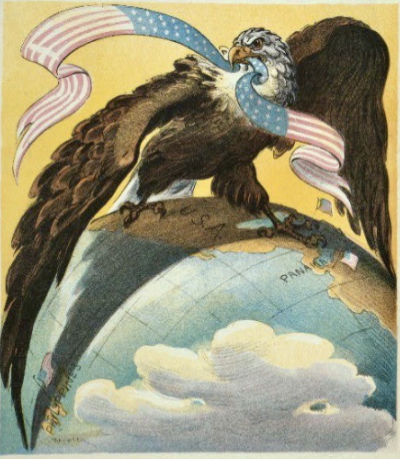 Teaching DBQ: The Rise of the US as a World Power