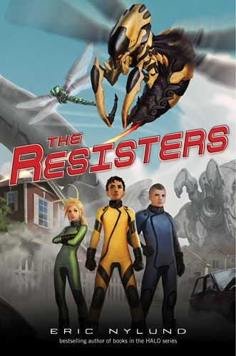 The Resisters #1: The Resisters