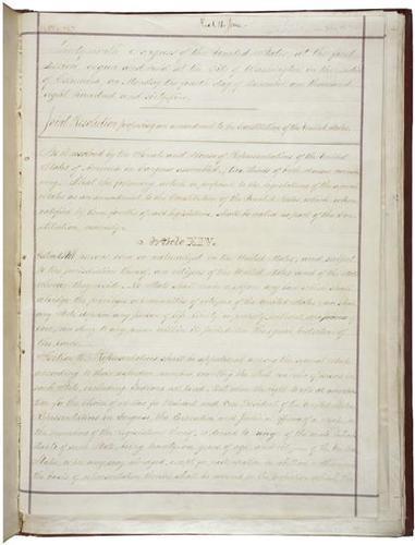 Background: the Fourteenth Amendment