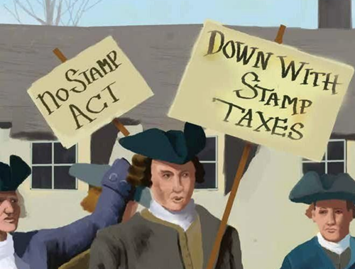 Teaching The Stamp Act Crisis