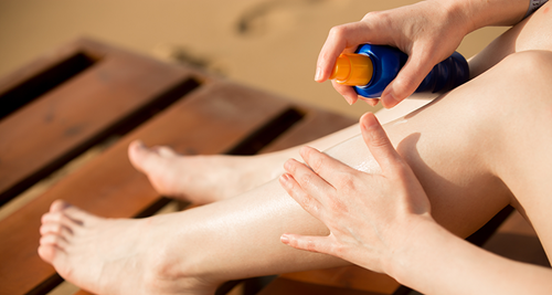 Teaching One day, your sunscreen may be made from DNA