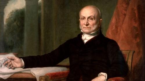 Teaching John Quincy Adams