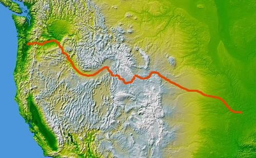 Oregon and the Overland Trails
