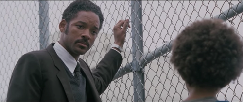 Teaching Basketball and Dreams - The Pursuit of Happyness [video]