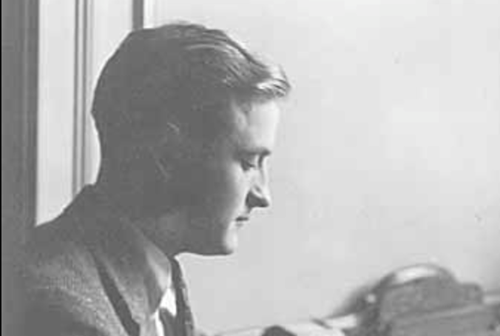 Teaching The curious life of F. Scott Fitzgerald