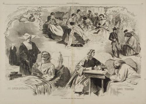 Teaching Women and the War Effort
