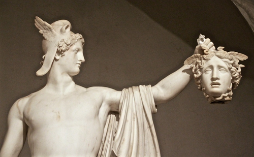 Teaching Perseus: The Quest of Medusa's Head