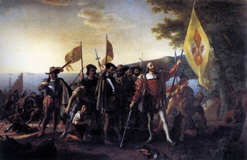 Teaching DBQ: Columbus Day