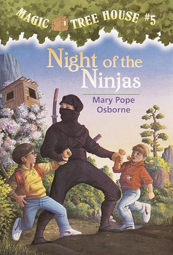 Magic Tree House® #5: Night of the Ninjas