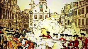 Teaching The Boston Massacre