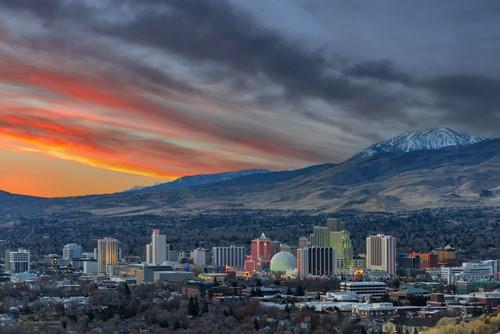 Teaching The Cities of Nevada