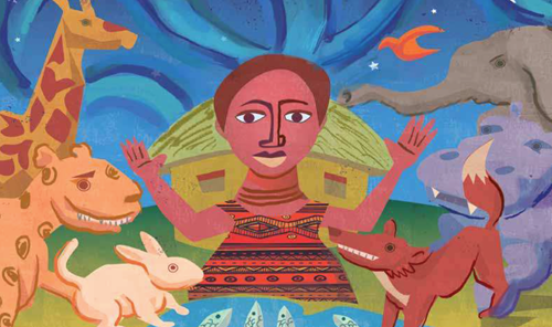 Teaching Perfect Thing: A Folktale from Uganda