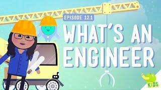 Teaching What's an engineer? [video]