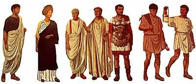 Teaching Life of the People in the Roman Empire