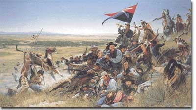 Teaching Custer's Last Stand