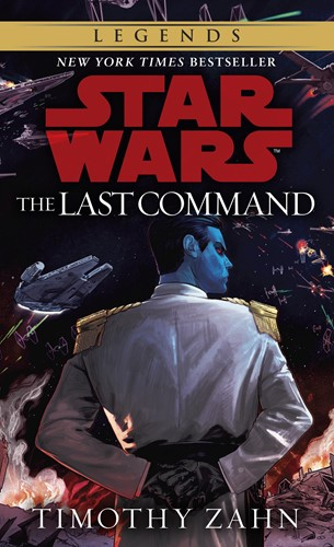 Star Wars: The Thrawn Trilogy: The Last Command: Volume 3