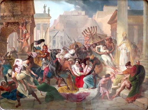 Teaching The fall of the Roman Empire