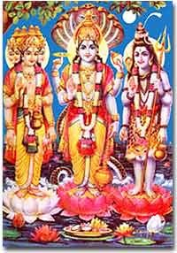 The rise of Hinduism