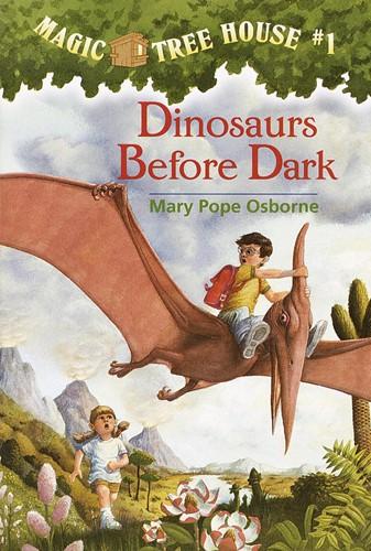 Magic Tree House(R) #1: Dinosaurs Before Dark