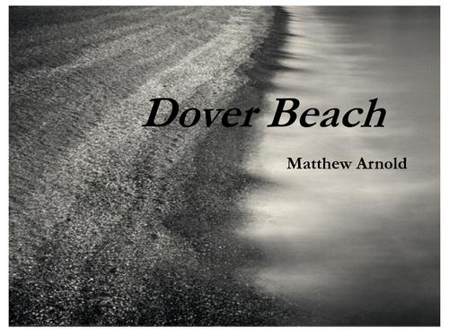 Teaching Dover Beach