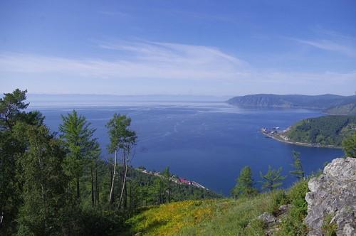 Teaching Lakes of Eurasia