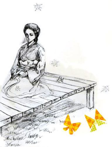 The River-Merchant's Wife: A Letter