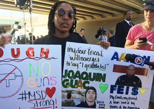 Teaching Why this generation of teens is more likely to care about gun violence