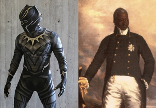 Teaching Hayti: The Wakanda of the Western Hemisphere