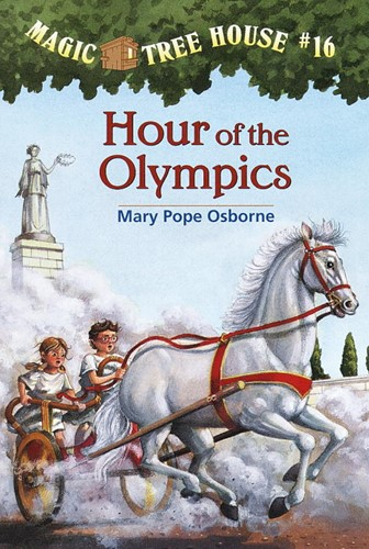 Magic Tree House® #16: Hour of the Olympics