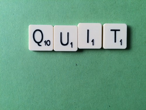 On Quitting