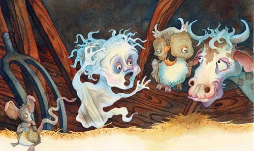 Teaching Lulu Poole's School for Ghouls