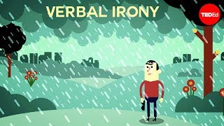 Teaching What is verbal irony? [video]