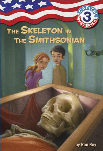 The Skeleton in the Smithsonian: Capital Mysteries #3