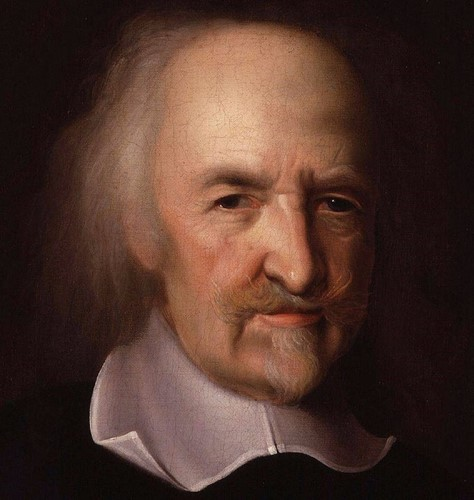 Who was Thomas Hobbes?