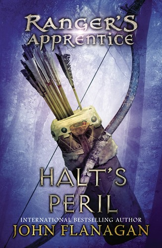 Ranger's Apprentice, Book 9: Halt's Peril