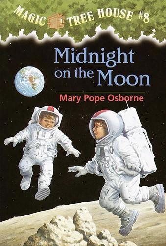 Magic Tree House® #8: Midnight on the Moon