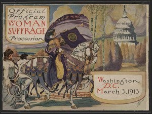 Teaching 100 years of Women's Rights: From suffrage to equal pay