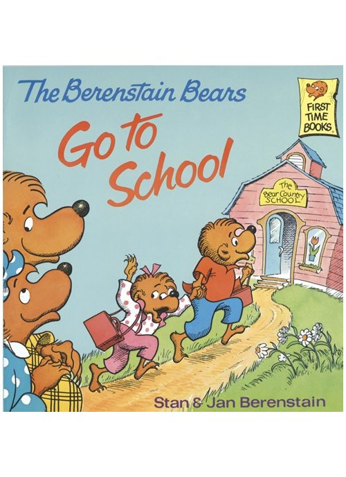 The Berenstain Bears: Go To School