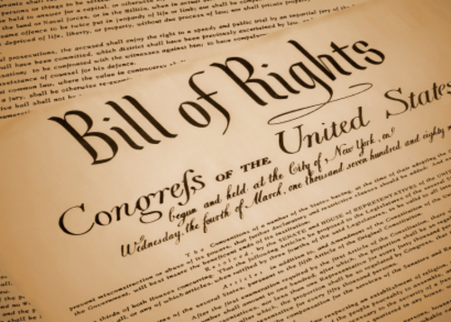 Teaching The United States Bill of Rights