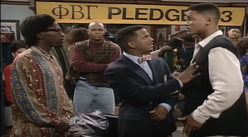 Teaching Fresh Prince of Bel Air: Intersectionality of social class & race [video]