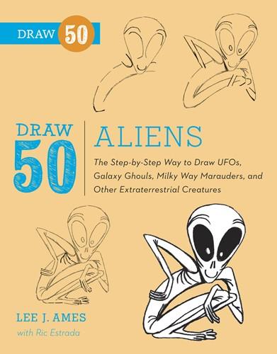 Draw 50 Aliens