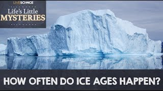 Teaching How often do ice ages happen? [video]