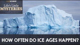 Teaching How often do ice ages happen? [video]