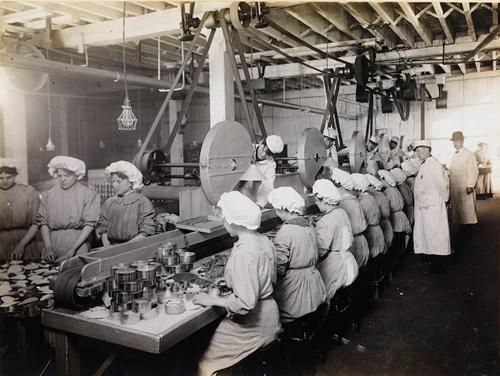 Teaching DBQ: Industrial America
