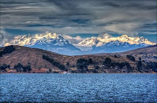 Teaching Lakes of South America