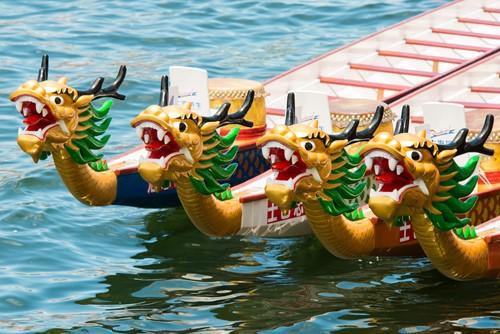 Teaching Dragon Boat Festival